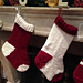 Jumbo Christmas Stocking in a Jiffy - Solid pattern