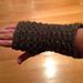 Wool Waulking Mitts pattern
