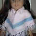 18 inch Doll Poncho pattern