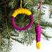 Christmas tree loops pattern