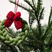 Little Christmas Tree Wreath pattern