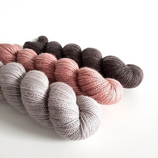 original Miss Babs sample yarn
