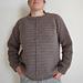 York sweater pattern