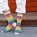 Love Wins Socks pattern