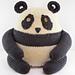 Mushu the Panda pattern