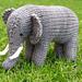 Ellie the Elephant pattern