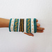 Andean Fingerless Mitts pattern