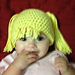 "baby ""hair"" hat pattern"