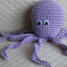 Ollie the Octopus pattern