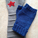 Winter Soldier Fingerless Gloves pattern