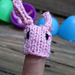 Bunny Ring and Bunny Puppet pattern