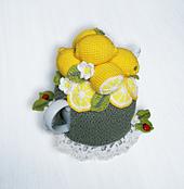Lemon Tea Cosy