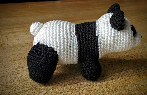 Oso panda kawaii amigurumi paso a paso en video tutorial ... | 325x500