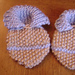 Bootees pattern