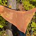 Connie, asymmetrical shawl pattern