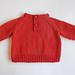 RUBEN Baby Boy Sweater pattern