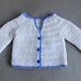 Parma - Crochet Baby Jacket pattern