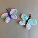 Marianna's Easy Little Knitted Butterflies pattern