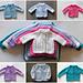 Snowdrop Baby Cardigan Jacket pattern