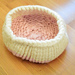 My knitted basket pattern