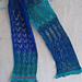 Protochronia- a scarf pattern