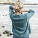 Seaside Pleated Cardigan pattern
