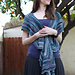 Lady Mary's Comfort Wrap pattern