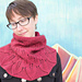 Cloud Forest Cowl pattern