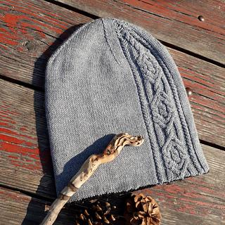 men's hat Viking pattern by Marina Grechman