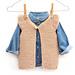 Girly Vest pattern