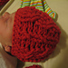 Twisted Cables Baby Hat pattern
