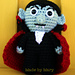Vampire Mini Spook Amigurumi pattern