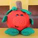 Pumpkin Noggin Pal Amigurumi pattern