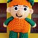 Pumpkin Mini Spook Amigurumi pattern