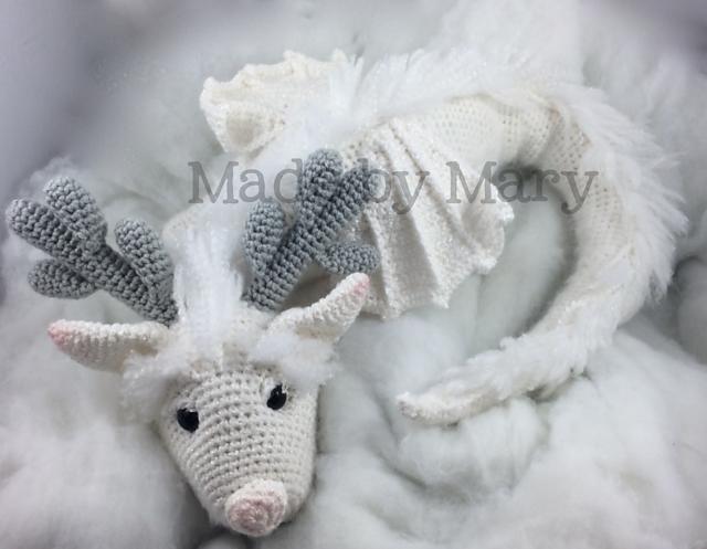 Blummy Amigurumi Dragon Crochet Pattern » Amigurumi Crochet ... | 497x640