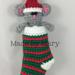 Stocking Mouse Amigurumi pattern
