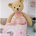 TEAROOM Girl Bear : Method 1 pattern