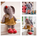 Tearoom Girl Elephant (Method 2) pattern