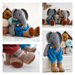 Tearoom Boy Elephant: Method 2 pattern