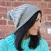 Hat Like a Wheel pattern