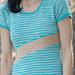 Jagged Little Stripe pattern
