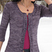 Making Waves Cardigan pattern