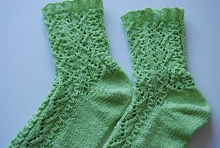 waders sock from magknits january 2007