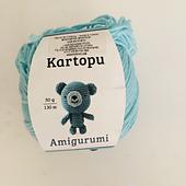 3 Ball Kartopu Amigurumi Total 5.28 Oz Each 1.76 Oz (50g) / 142 ...   170x170