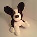 Zoe Baby Boston Terrier Amigurumi Puppy Dog pattern