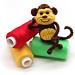 Tiny Monkey pattern