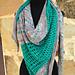 Silverado Shawl pattern