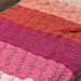Coastal Baby Blanket pattern