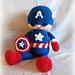 Captain America Inspired pattern