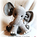 Percy the baby Elephant pattern